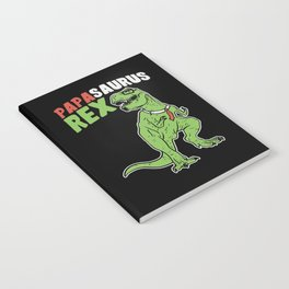 Papasaurus | Father's Day Dinosaur Notebook