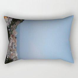 alicante moon Rectangular Pillow