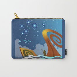 Night Voyage Carry-All Pouch