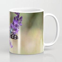 Amata Phagea on lavender Coffee Mug
