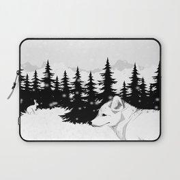 Arctic Animals - Arctic Tundra Laptop Sleeve