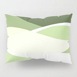 Celery Vibrations Pillow Sham