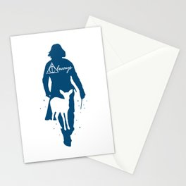Snape Always Stationery Cards