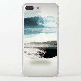 Nalunani Clear iPhone Case