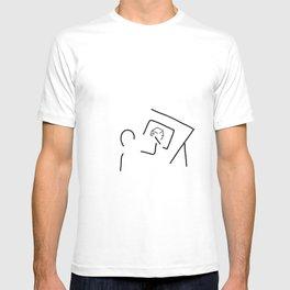architect technical draftsmen T-shirt