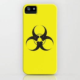 Biohazard iPhone Case