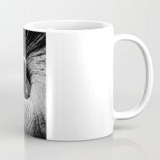 Tom Feiler Black and White Ram Mug