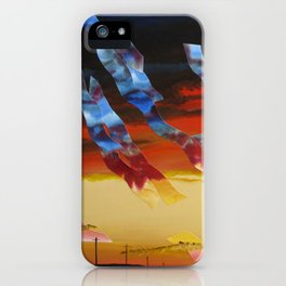 Sea Crest Sunset 7 iPhone Case