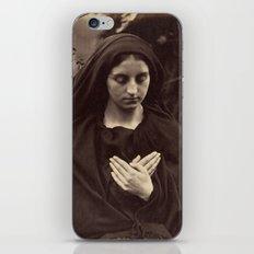 Il Penseroso by Julia Margaret Cameron iPhone & iPod Skin