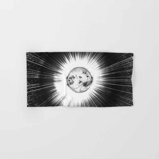 The Eye of Odin Hand & Bath Towel