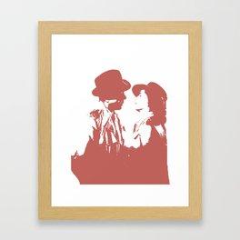 Casablanca - Terra Cota Framed Art Print