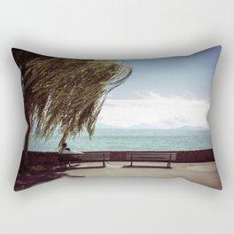 FALL IN LOVE WITH LAKE GENEVA Rectangular Pillow