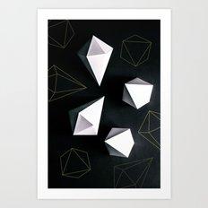 Origami #2 Art Print
