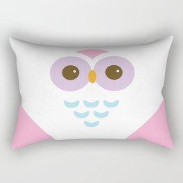 SMILE OWL Rectangular Pillow
