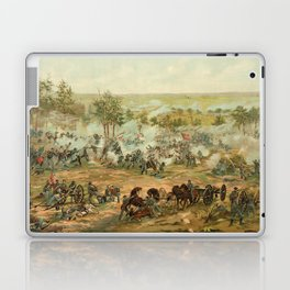 Civil War Battle of Gettysburg July 1-3 1863 by Paul Philippoteaux Laptop & iPad Skin