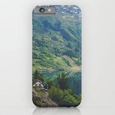 alone up north iPhone 6s Slim Case