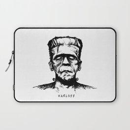 Karloff's Monster Laptop Sleeve