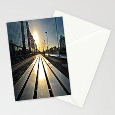 Sunset Bench Stationery Cards