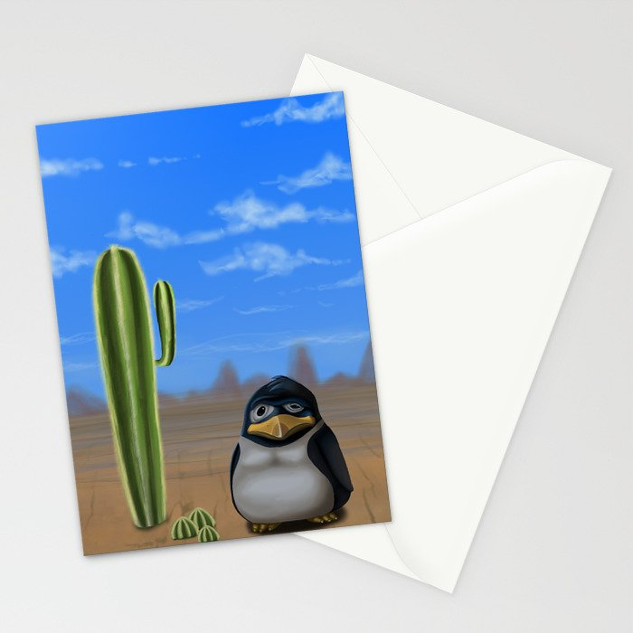 why not? Stationery Cards