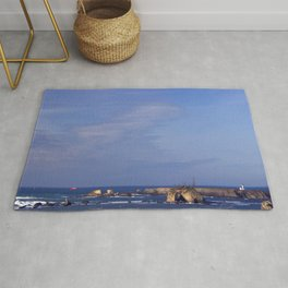 The Dying Island Rug