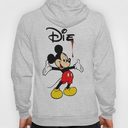 The Poorly Mouse Hoody