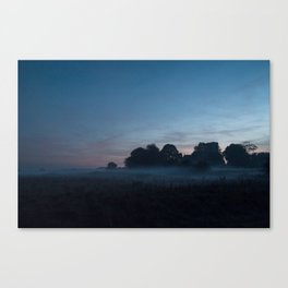 Hamerton Fields Canvas Print