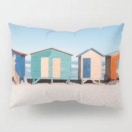 Muizenberg Beach Pillow Sham