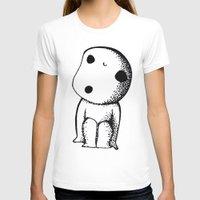 kodama T-shirts featuring KODAMA by lucidesu