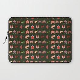 Go Organic Pattern Laptop Sleeve