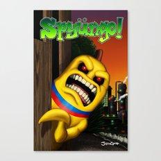 Spyüngo! #1 Canvas Print