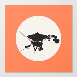 Voyager 2 Canvas Print