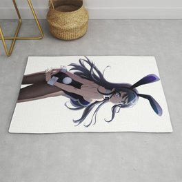 Rascal Does Not Dream of Bunny Girl Senpai Rug