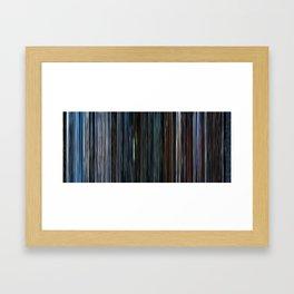 Episode V - The Empire Strikes Back, Palette Painting Framed Art Print