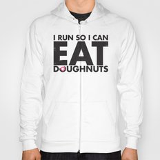 Run to Eat Doughnuts Hoody
