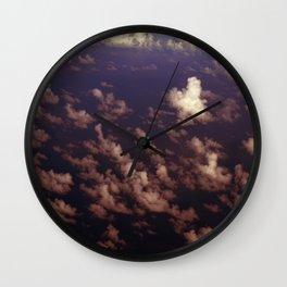 High Above Wall Clock