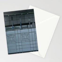 Surveillance State South Korea Stationery Cards