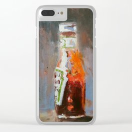 Saucy Clear iPhone Case
