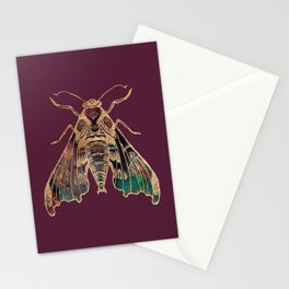 Sphinx Moth Stationery Cards