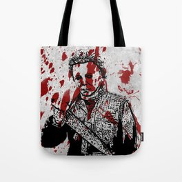 Welcome Home, Michael Tote Bag