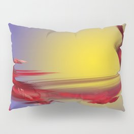 Dragon of Tenerife Pillow Sham