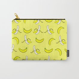 Bright Bananas Carry-All Pouch