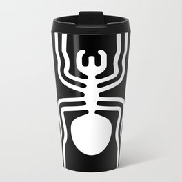 NAZCA SPIDER Metal Travel Mug