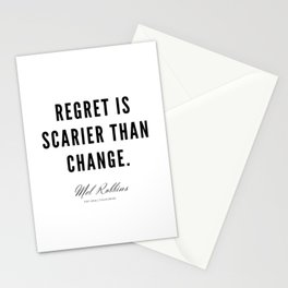 35  | Mel Robbins Quotes | 190802 Stationery Cards