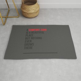 A Comfort Zone Rug