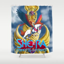 She-Ra Princess Of Power 2.0 Shower Curtain