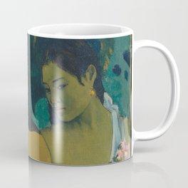 Paul Gauguin - Two Tahitian Women (1899) Coffee Mug