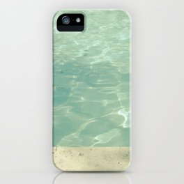 Morning Swim iPhone Case