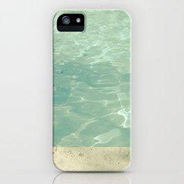 Morning Swim iPhone Case