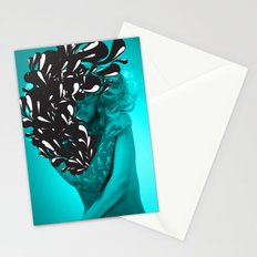In love with Inspiration 2 Stationery Cards