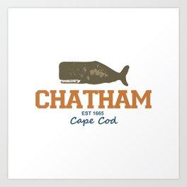 Chatham, Codders Art Print